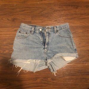 Levi's Vintage Denim shorts